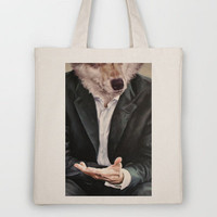 the politician Tote Bag by karien deroo | Society6