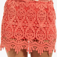 St Tropez Lace Skirt $42