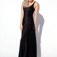 Black Milk ? Burned Velvet Maxi