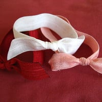 Valentine Hair Ties