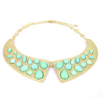 Light Collar Necklace by Julyjoy