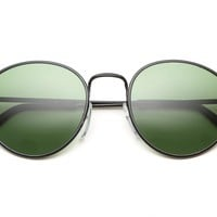 80&#x27;s vintage - giorgio glass lens rounded sunglasses (more colors) - 80&#x27;s | 80&#x27;s Purple