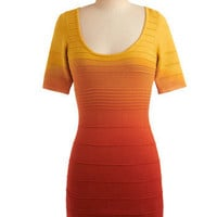 Ombre Goodness Dress | Mod Retro Vintage Dresses | ModCloth.com