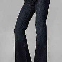 7 For All Mankind - SLIM TROUSER IN LOCKHEED