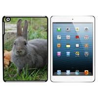 Bunny Rabbit Gray - Easter iPad Mini Case