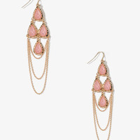 Teardrop Trio Earrings | FOREVER21 - 1019946856
