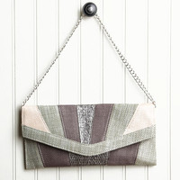 corsica bresse woven clutch - $32.99 : ShopRuche.com, Vintage Inspired Clothing, Affordable Clothes, Eco friendly Fashion