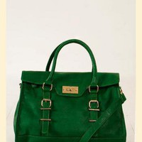 Hamilton Bag in Green