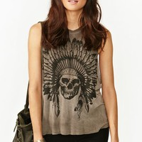 Skeleton Chief Muscle Tee