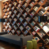 Modern And Unique Ideas Home Library | basichomestyle.com | Basic Of Home Design And Decoration