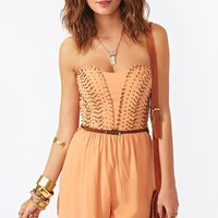 Sound Session Romper