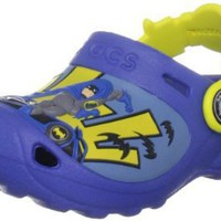 Crocs Caped Crusader Clog (Toddler/Little Kid)