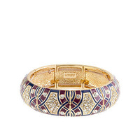 shopsimple - product - Crystal mosaic bangle - jewelry - Women - J.Crew