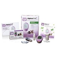 Amazon.com: AlphaTRAK 2 Blood Glucose Monitoring System Kit: Pet Supplies