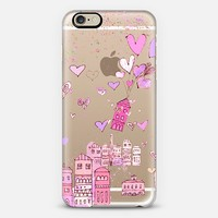 pink happiness iPhone 6 case by Marianna | Casetify