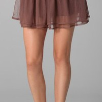 BB Dakota Georgina Pleated Skirt