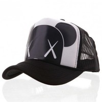 Cartoon pattern shading baseball hat   style zz926012 in  Indressme
