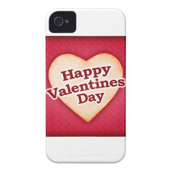 Heart Shaped Happy Valentine Day Text Design