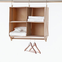 Neatfreak Cubby Organizer, 4 Shelves with Hanging Bar ClosetMAX - Storage & Organizing - for the home - Macy's