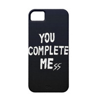 You complete me Case iphone 5/5s - iPhone