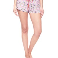 Soft Hush Hope Spr SLEEP ESSENTIALS SHORT by Juicy Couture,
