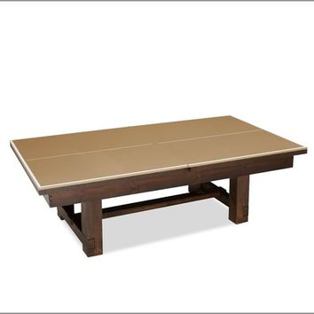 Table Tennis Cover for Pool Table