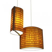 Moso Lamp: Endgrain : Branch: Sustainable Design for Living