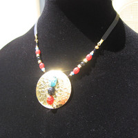 Scarab of the Sun Necklace