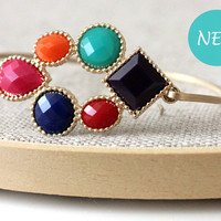 Colorful bangle - custom size - limited offer