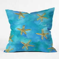 DENY Designs Home Accessories | Rosie Brown Wish Upon A Star Throw Pillow