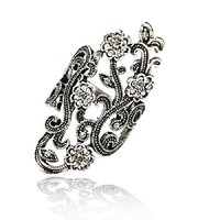 Retro Flower Rings Lace rings Lace pack style