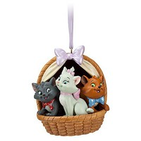 Disney The Aristocats Sketchbook Ornament | Disney Store