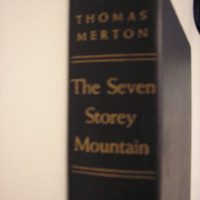 1948 The Seven Storey Mountain By Thomas Merton - Hardcover