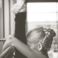 ballet, braid, dance, ear, foot - inspiring picture on Favim.com
