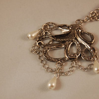 Octopus Pearl Necklace