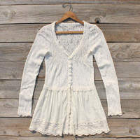 Few &amp; Far Lace Tunic, Sweet Bohemian tops