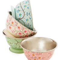 Karma Living Boho I Got Your Snack Bowl Set
