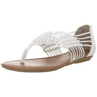 Lucky Women's Cyrah Thong Sandal - designer shoes, handbags, jewelry, watches, and fashion accessories | endless.com