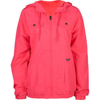 VOLCOM Enemy Lines Womens Windbreaker 196459351 | Jackets | Tillys.com