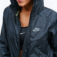 Nike RU Fly Windrunner Jacket in Black - Urban Outfitters