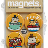 Cats of Characters Magnets | Mod Retro Vintage Toys | ModCloth.com