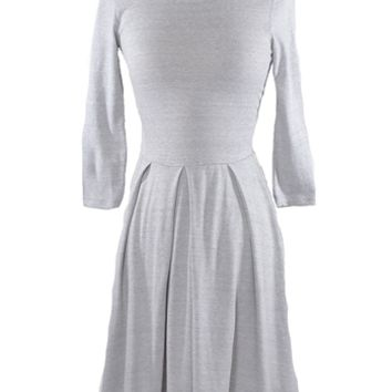 World Traveler Dress - Grey