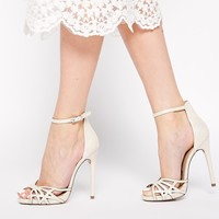 ASOS HARPIST Heeled Sandals