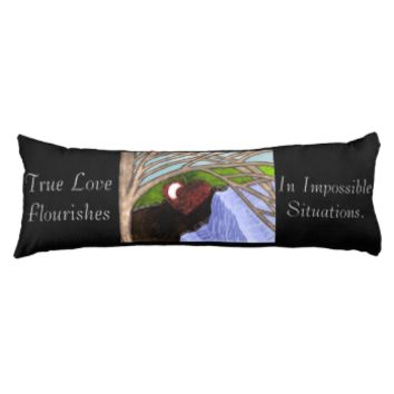 Impossible Love Body Pillow