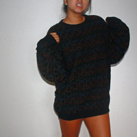 Oversized Vintage  Sweater  Early 90's