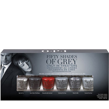 Fifty Shades of Grey Mini Pack, OPI