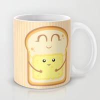 Hug the Butter Mug by Alessandro Aru