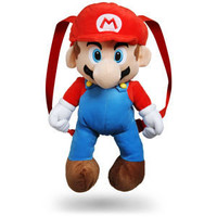 Nintendo Plush Backpacks