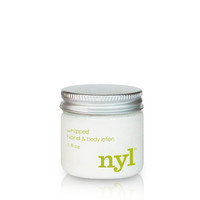 Whipped Hand & Body Lotion Sample, Organic - Sample