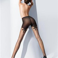 Wolford Online-Boutique > New Arrivals > Secret Bows Tights